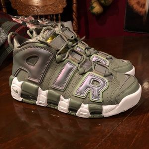 NEW Women's Nike Air More Uptempo